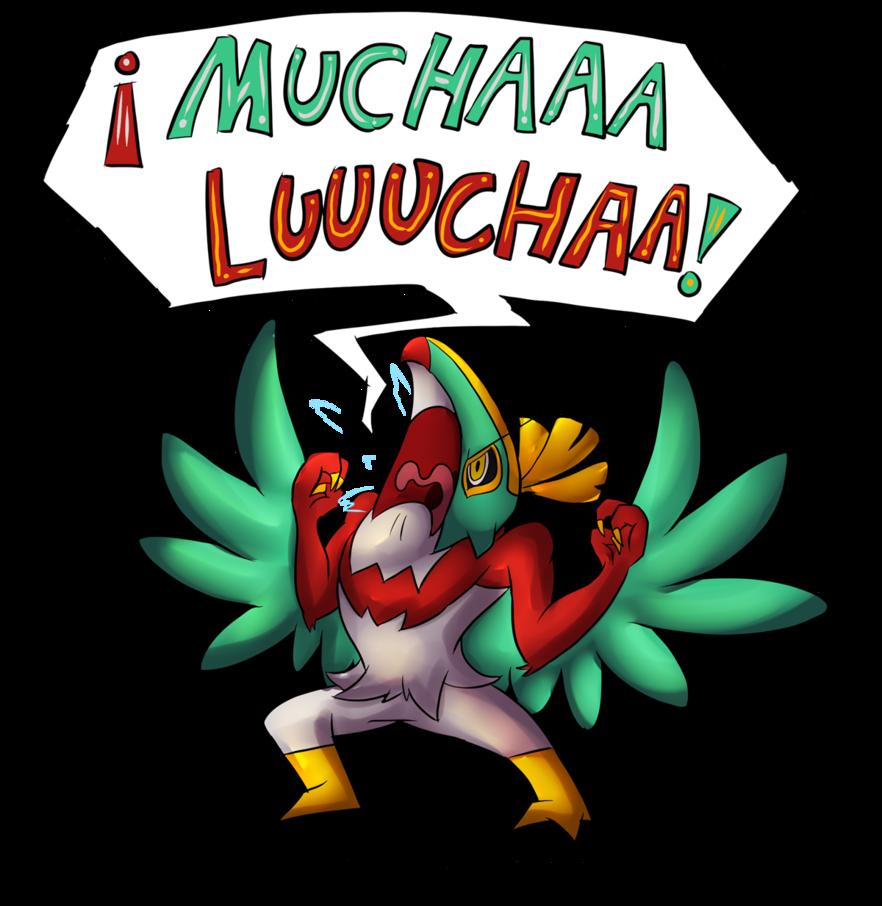 mucha_hawlucha_by_drakithu-d6qb3iq