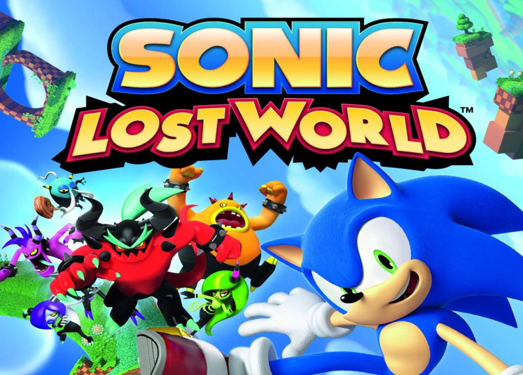 Sonic Lost World 3ds : Não é só o mundo que esta perdido crítica sonic lost