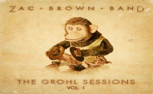 Dave Grohl e Zac Brown Band se unem para criar algo mágico