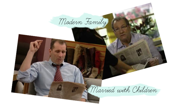 Modern-Family-Married-with-children-newspaper