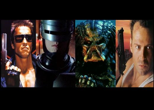 Os Melhores Filmes De Ação Dos Anos 80 Vagantepop