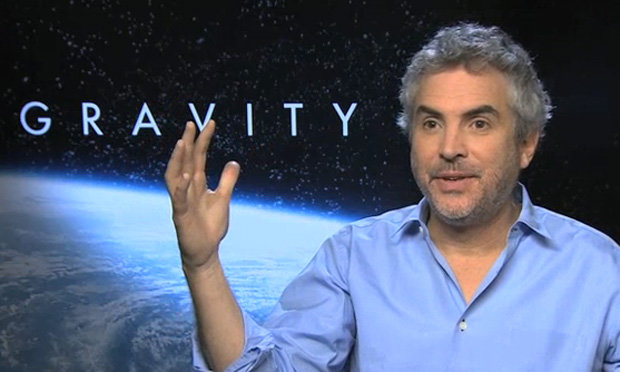 AlfonsoCuaronGravity