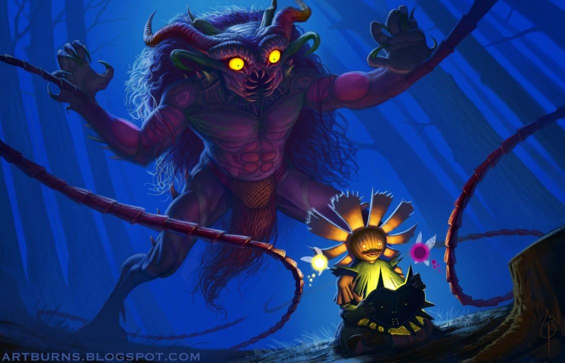 por que the legend of zelda majora s mask um jogo sobre morte fé